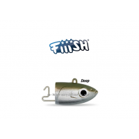 Jig head FIIISH Black Minnow No 5 Deep 90gr
