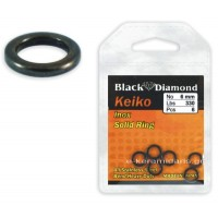 Κρικάκια BLACK DIAMOND Inox Solid Ring