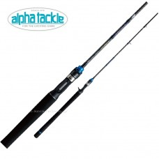 Καλάμι ALPHA TACKLE Crazee Tai Rubber Shaft